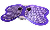 Миостимулятор бабочка (большая), массажер Butterfly Massager, Фиолетовая, міостимулятори, Миостимуляторы