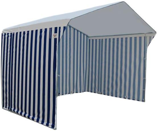 Тент тканевый 4*2 м для торговой палатки