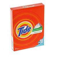 Порошок стиральный Tide Альпийская свежесть, для ручной стирки, 400г