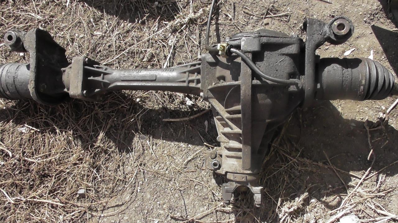 25801720 Редуктор передний в сборе оригинал в отличном состоянии Hummer H3.В наличии!