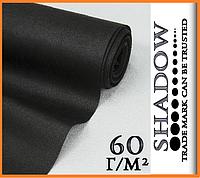 "Агроволокно  черное 60 г/м²  1,6 х100 м. ""Shadow"" (Чехия) 4%"