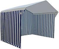 Тент тканевый 4*3 м для торговой палатки