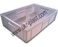 Пластиковые ящики для овощей 600 x 400 x 155 купить Суми