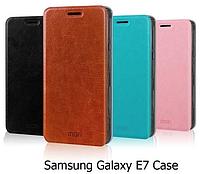 Чехол для Samsung Galaxy E7 (E700) - Mofi New Rui book