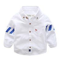 Стильная нарядная рубашка , код (37996)
