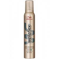 Мусс для волос объем и восстановление Wellaflex 250 мл