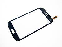 Тачскрин (сенсор) для Samsung i9082 Самсунг Galaxy Grand Duos,Samsung i9080, цвет синий