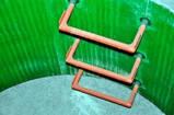 Колодезные кольца c ПЭ вкладышем КС10.9 ПН-П-ЕС, фото 3