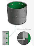 Колодезные кольца c ПЭ вкладышем КС10.9 ПН-П-ЕС, фото 4