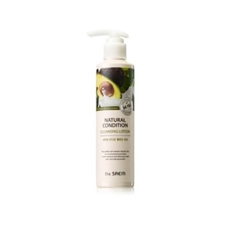 Очищающий лосьон для лица 180 мл  The Saem (Natural Condition Cleansing Lotion )
