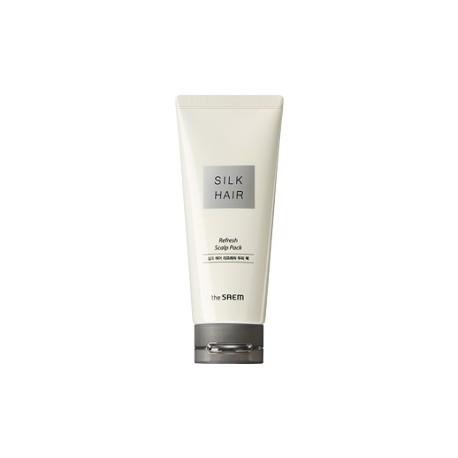 Освежающая маска для кожи головы  150 мл The Saem Refresh Scalp Pack Silk Hair