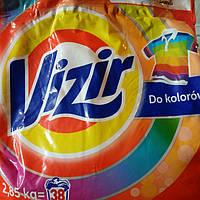 Стиральный порошок Vizir color 2850 г, 38 стирок
