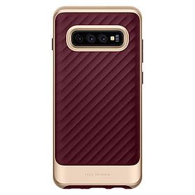 Чехол Spigen для Samsung Galaxy S10 Plus Neo Hybrid, Burgundy (606CS25775)