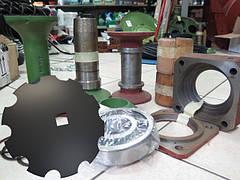Запасні частини до дискових борін