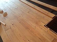 Половая  доска АВ Сибирская лиственница, полы в деревянном доме, фото 1