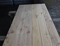 Доска пола Лиственница Сибирская 27х135, деревянный настил, фото 1