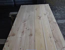 Доска пола Лиственница Сибирская 27х135, деревянный настил