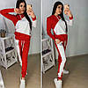 Спортивный костюм турецкая двунитка М-1041