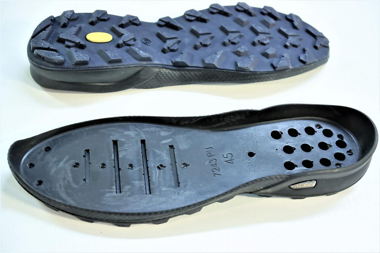 Подошва для обуви мужская 7243 р.40-45