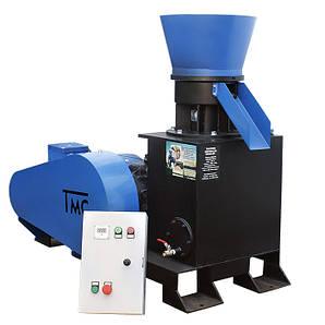 Гранулятор GRAND 300 30 кВт ( пелети і комбікорм 300 / 700 кг/год)