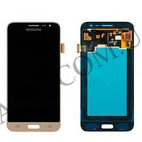 Модуль Samsung  J320H/DS Galaxy J3 (2016) TFT с сенсором золотой  регулируется яркость ТЕСТОВАНЫЙ