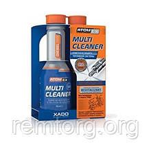 Очисник паливної Atomex Multi Cleaner (з ревитализанта) 250 мл