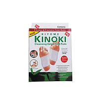 Чистка организма, пластырь, Kinoki, очистить организм, легко в домашних условиях.10 шт/уп, киноки, Решта товарів для краси, здоров'я і спорту,