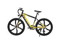 Электровелосипед OIO City Bike PRO Yellow (120050511V-1199)