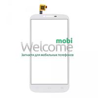Сенсор Alcatel 7047 One TouchPOP C9 Bluish white orig