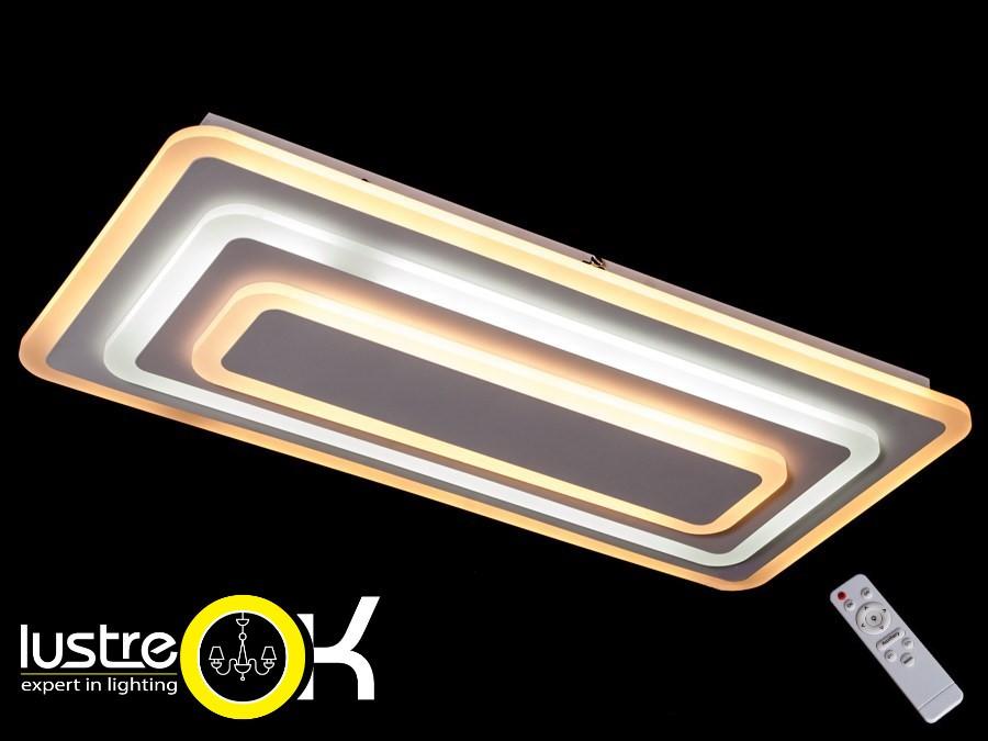 Люстра светодиодная припотолочная MX2229-600*300 dimmer