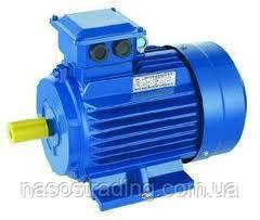 Электродвигатель АМУ180L8 11 кВт/750 об
