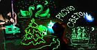 Рисуй светом A4 - Планшет для рисования в темноте + LED фонарик в Подарок!, фото 5
