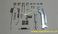 Комплект монтажный колодок тормозных задних 3502025, XK3502G85-026 (DADI Shuttle, DADI 4WD)
