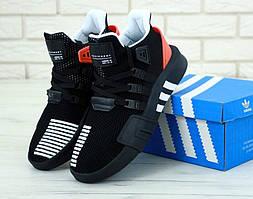 Мужские кроссовки Adidas EQT ADV Black Red
