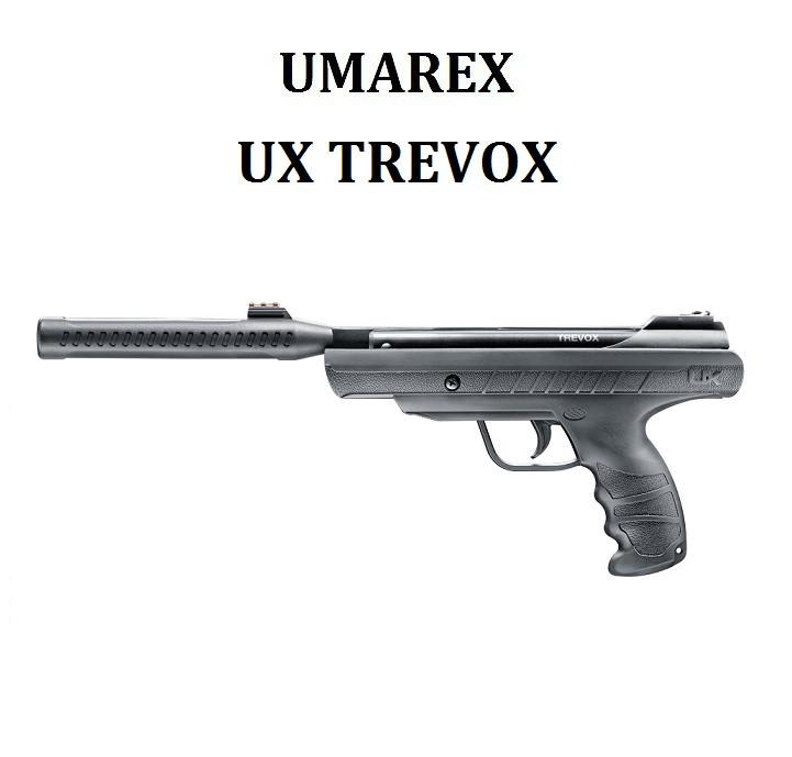 Пневматический пистолет Umarex UX Trevox