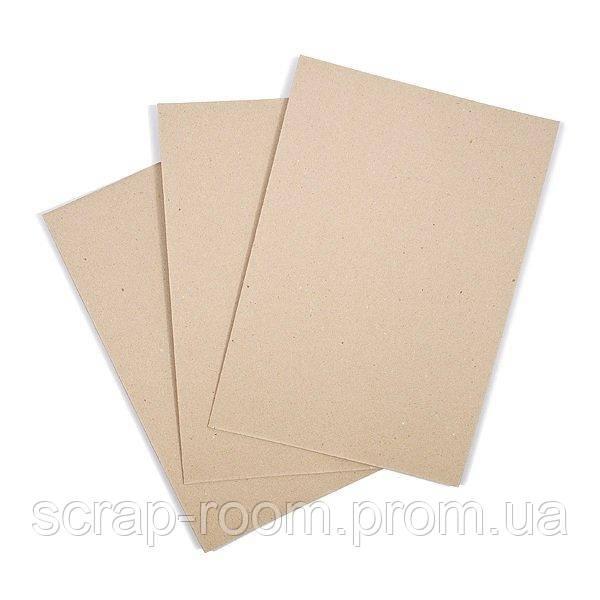 Переплетный картон 15*21 см, картон основа 15*21 см, переплетный картон для альбома 15*21 см, толщина 1,5 мм