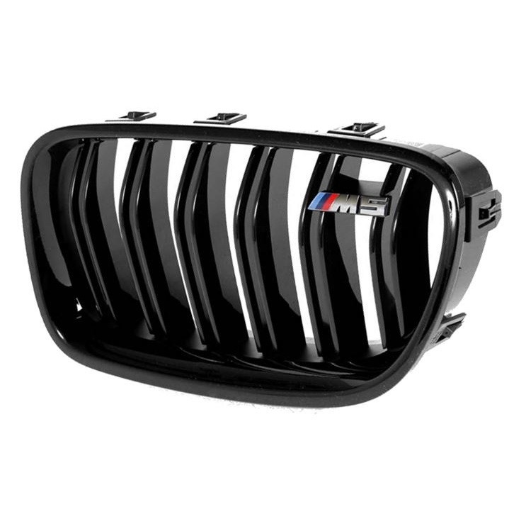 Оригінальна передня ліва решітка радіатора BMW M Performance F10 M5, Black