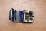 Петля верхняя левой задней распашной двери 180° градусов б/у на Ford Transit год 1986-2000 (парус), фото 3