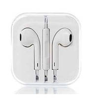 Гарнитура Earpods Original iPhone 5 (plastic box) White