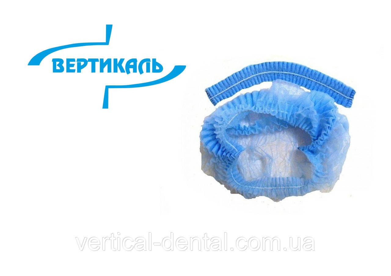 Шапочка одноразовая «Гармошка», 100 шт.