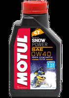 MOTUL Snowpower 4T 0W-40 1л.