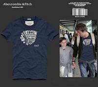 Футболка відомого бренду Abercrombie&Fitch (XXL), фото 1