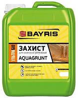 Ґрунт Антисептик Aquagrunt Bayris бесцветный 1 л