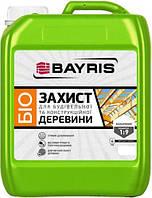 Концентрат для Кострукцийнной древесины Антисептик концентрат Bayris бесцветный 1 л