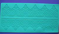 Коврик кондитерский силиконовый для айсинга Муранское стекло