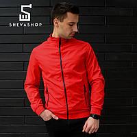 Куртка мужская демисезонная Baterson Monako красный  S