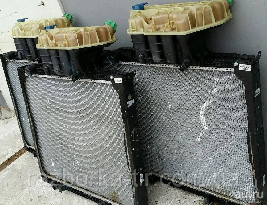 Радиатор для MAN TGA - TGX