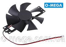 Вентилятор для инкубатора бесщеточный на 12V 0.2A