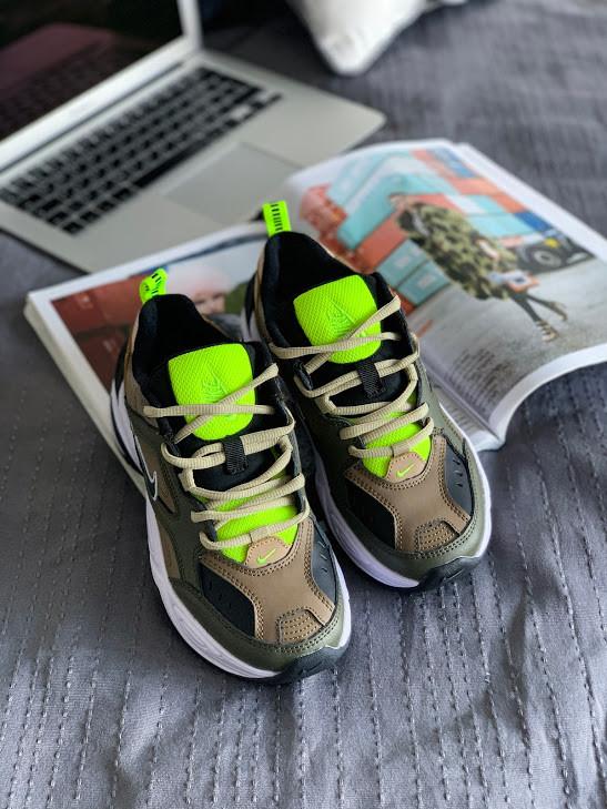 95e5937c Хотите купить Кроссовки Nike Wmns M2K Tekno (Medium Olive/Black)? Звоните  предоставим выгодную цену! Nike Wmns M2K Tekno (Medium Olive/Black) Бренд:  Nike