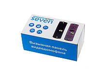 Вызывная панель SEVEN CP-7506 Black, фото 2